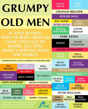 Grumpy Old Men, Compiled By Paul Little And Dorothy Dudek Vinicombe.